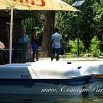 Plimbare cu barca sau hidrobicicleta