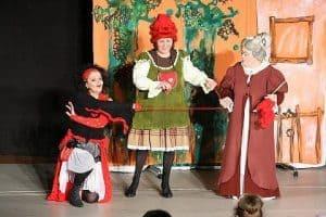teatru de copii 7 ani