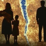 copiii despre divort