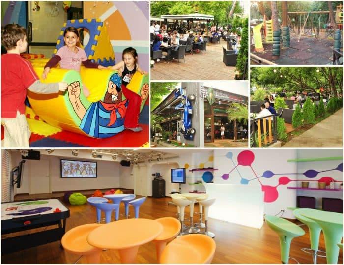 20 Restaurante Cu Loc De Joacă Pentru Copii în Bucuresti