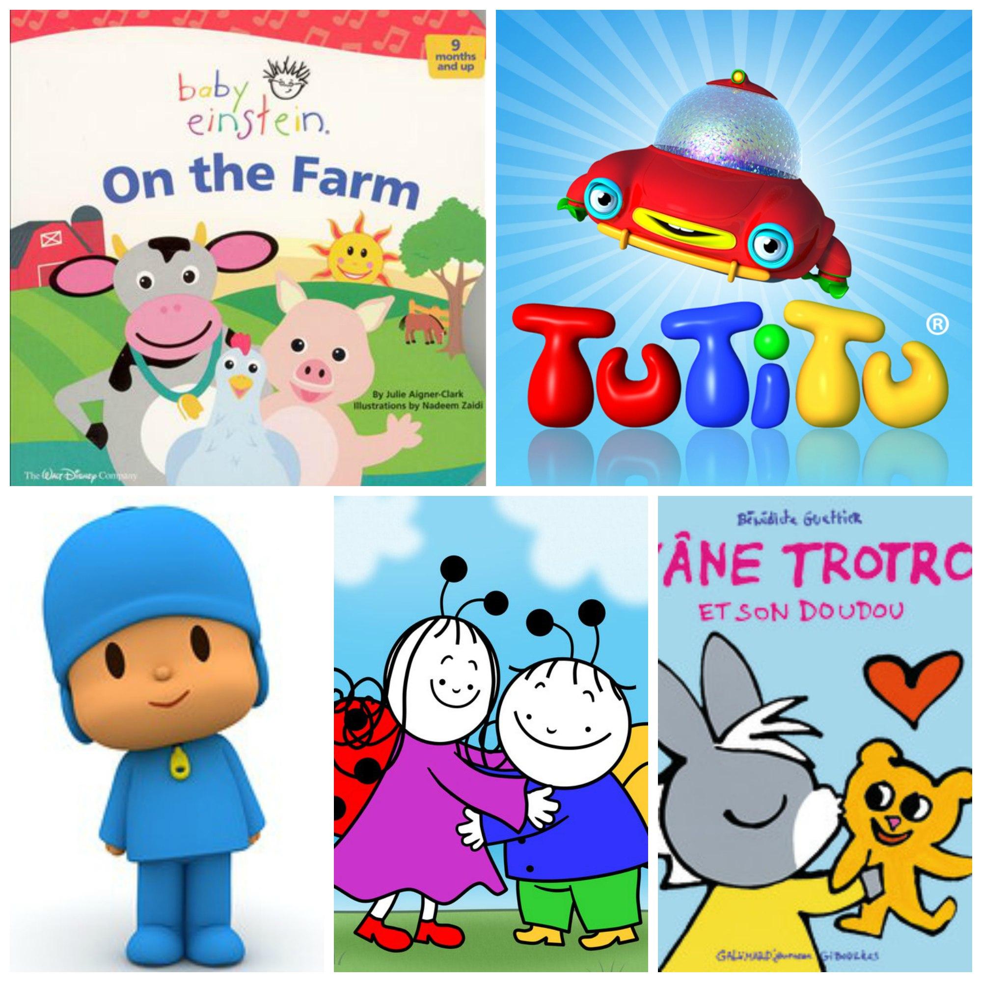 5 Desene Pentru Copii Mici