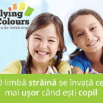 engleaza copii Flying Colours