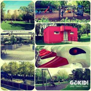 Parcul IOR kid-friendly