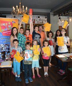 Ateliere de Limba Engleza pentru Copii