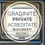 Gradinite Private Acreditate ARACIP Bucuresti Sector 4