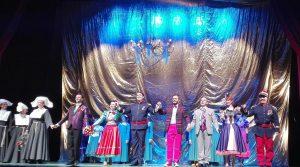 prima oara la spectacol la Opera Comica pentru copii