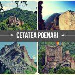 Excursii de Weekend În Familie la Sub 200 km de Bucureşti Cetatea Poenari. Excursie în Familie la Cetatea lui Vlad Ţepeş