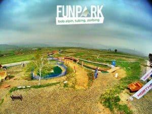 Fun Park Cluj. Parc de Aventură lângă Cluj-Napoca