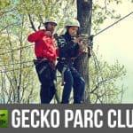 Gecko Parc de Aventură Kid-Friendly Cluj rep