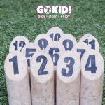 Jocuri cu Numere Offline pentru Copii +7 ani gokid logo