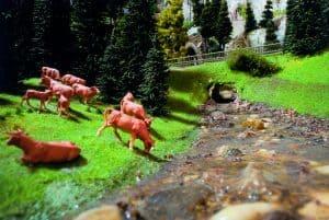 Miniatur Wonderland munte vaci