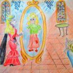 Oglinda Fermecata. Poveste Terapeutica de Zana Lunia Zana Azaleea