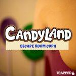 Candyland - Escape Room Creat 100% pentru Copii gokid