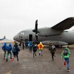 Muzeul National al Aviatiei Romane copii avion