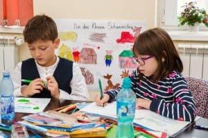 German Kultur House copii 2 scoala de vara 2019