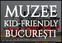 muzee kid friendly bucuresti