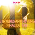 Cele Mai Interesante Evenimente Kid-Friendly la Final de Iunie