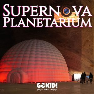 Supernova Planetarium. Cel Mai Mare Planetariu Romania Salina Slanic gokid