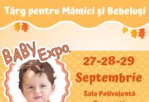 Targ Baby Expo Eveniment dedicat viitoarelor Mamici si Parinti cu Copii 0-5 ani