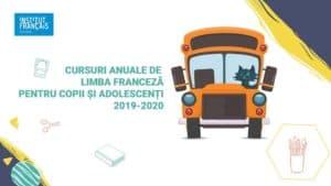 cursuri anuale limba franceza 2019-2020