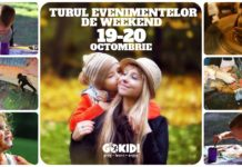 Turul Kid-Friendly al Evenimentelor de Weekend 19-20 Octombrie la Bucuresti gokid rp