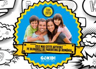Cele MaBuna! Sigur ca e ok, astept. Seara buna!i Citite Articole pe Blogurile de Parenting din Romania 2019 fb
