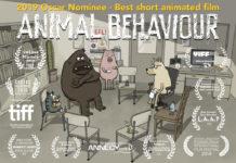 Comportamentul Animalelor. Animație Nominalizata la Oscar 2019