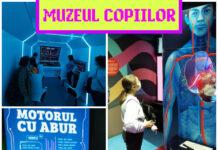 Muzeul Copiilor. Spatiu Multifunctional de invatare Non–Formala Experientiala