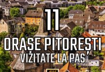 11 Orase Europene Pitoresti Vizitate la Pas 4k