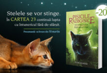 pisicile razboinice cartea 23