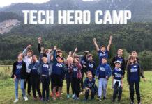 TECH HERO CAMP tabara de tehnologie
